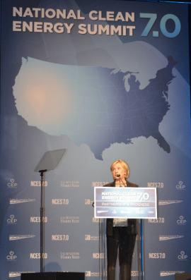 Hillary Clinton Podium NCES 7 9-4-14 1