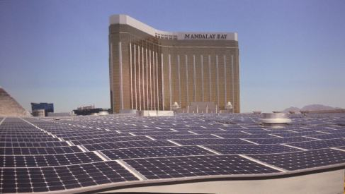 Mandalay Bay, LV Solar Roof NCES 7 9-4-14