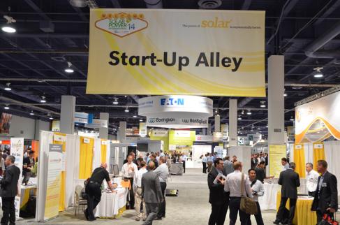 SPI 2014 1 Start Up Alley 1